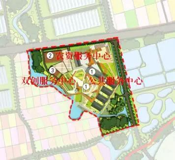 安吉县笔架山农业高新区规划(图3)