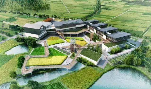 安吉县笔架山农业高新区规划(图4)